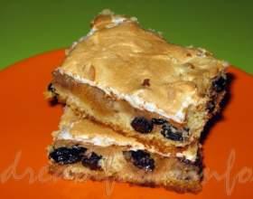 Польський яблучний пиріг фото