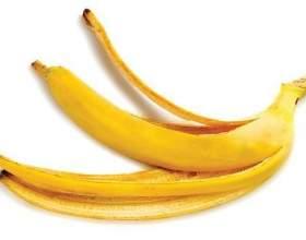 10 Чарівних властивостей бананової шкірки фото