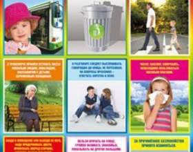 Правила поведінки в громадських місцях для дітей фото