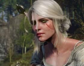Представлений другий іграбельних персонаж the witcher 3: wild hunt- нові скріншоти, арти і дубльований трейлер фото