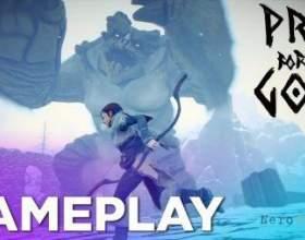 Prey for the gods - свіже відео з альфа-версії проекту фото