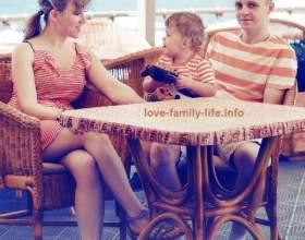 Приклад батьків - вплив батьків на дітей фото