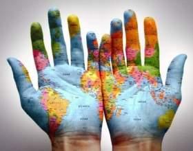 Притча. Карта світу та правильна людина фото