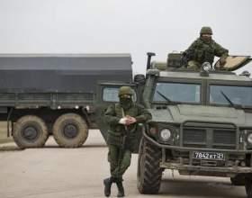 Путін заперечує наявність російських військ в криму (фото) фото