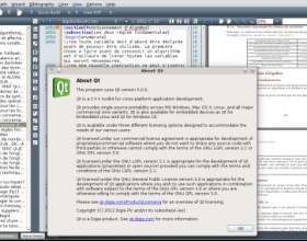 Qt 5: зміни в c ++ api і модулях фото