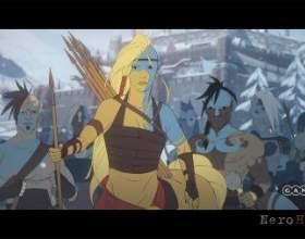 Розробники the banner saga 2 оголосили релізний платформи і поділилися першими скриншотами гри фото