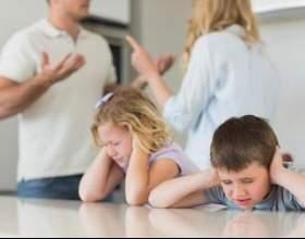 Розлучатися чи якщо є діти? фото