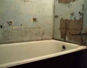 Ремонт ванної та туалету своїми руками (фото) фото
