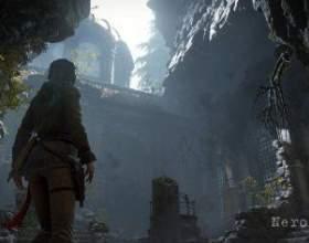 Rise of the tomb raider - crystal dynamics провела геймплейні демонстрацію ps4-версії гри на gamescom 2016 фото