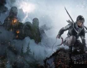 """Rise of the tomb raider - додаток """"пробудження холодної темряви"""" обзавелося датою релізу, представлений новий трейлер фото"""