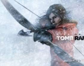 Rise of the tomb raider - свіже геймплейне демо з gamescom 2015 фото