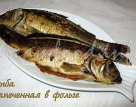 "Риба запечена в фользі С""РѕС'Рѕ"