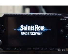 Saints row undercover - в мережі з`явилися скріншоти і відео скасованого ексклюзиву для playstation фото