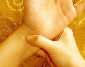 Самопочуття і точковий масаж фото