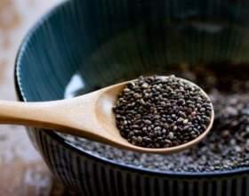Насіння чіа - властивості, як вживати для схуднення, протипоказання фото