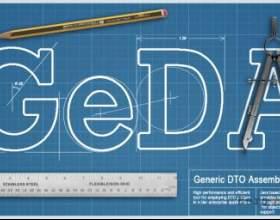 Схемотехніка в linux за допомогою geda: створення корпусу з pdf фото