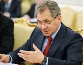 Шойгу заперечує наявність військ росії в криму фото