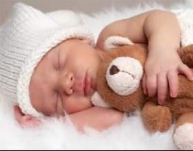 Скільки спить немовля? фото