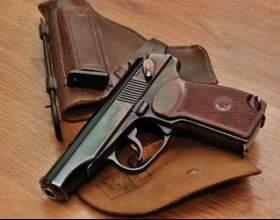 Швидкість кулі пістолета макарова фото