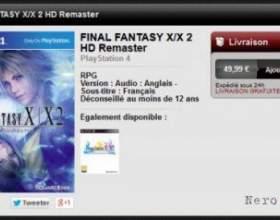 Слух: final fantasy x / x-2 hd remaster для ps4 наступної весни фото