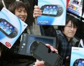 """Sony оголосила про розробку 100 нових ігор для playstation vita, """"приставку рано списувати з рахунків"""" фото"""