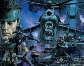 Sony pictures визначилася зі сценаристом екранізації metal gear solid фото