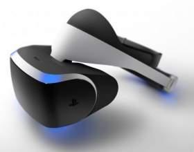 Sony представила власні окуляри віртуальної реальності фото