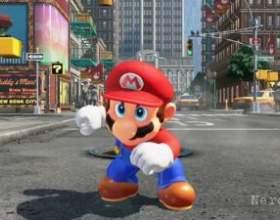 Відбувся анонс super mario odyssey для ігрової консолі nintendo switch фото