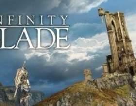 Відбувся офіційний анонс infinity blade saga для xbox one фото