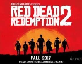 Відбувся офіційний анонс red dead redemption 2 фото