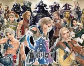 Square enix анонсувала hd-ремастера final fantasy xii фото