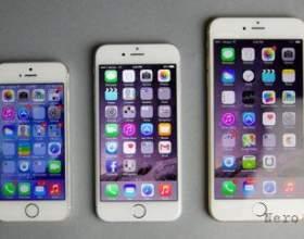 Порівняльний аналіз моделей iphone фото
