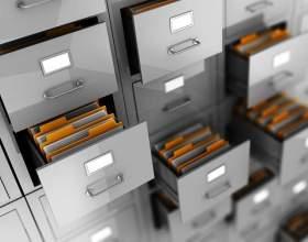 Терміни зберігання документів 2017 фото