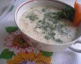 Суп з горошком і фрикадельками фото