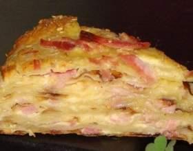 Сирний пиріг. Швидко і дуже смачно! фото