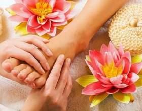 Тайський масаж: масаж стоп фото