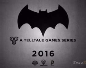 Telltale games оголосила про роботу над епізодичній пригодницької грою про бетмена фото