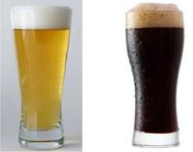 Темне і світле пиво - основні відмінності фото