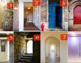 Тест: виберіть двері і дізнайтеся, що чекає вас в найближчому майбутньому фото