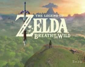 The legend of zelda: breath of the wild - 40 хвилин ігрового процесу wii u-версії гри фото