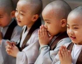 Тибетський погляд на виховання дітей фото
