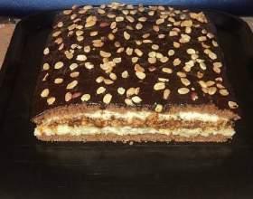 Торт домашній - смачно і просто! фото