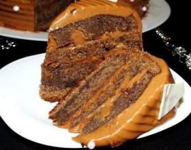 """Торт «шоколадне кухе» С""""РѕС'Рѕ"""