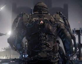 Трейлер call of duty: advanced warfare - кевін спейсі, роботи і екзоскелети фото