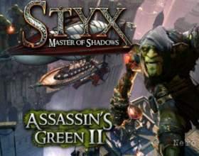 Трейлер styx показав вбивства в стилі assassin`s creed фото