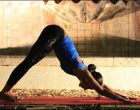 Три пози йоги, які дають енергію фото