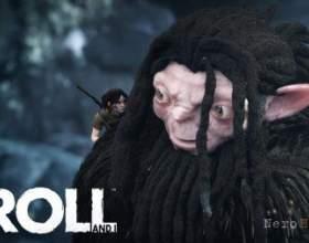 Troll and i - представлений сюжетний трейлер пригодницької гри, розповідає про дружбу хлопчика і троля фото