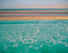 Тури на мертве море. Лікування сіллю фото