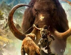 Ubisoft представила офіційну 9-хвилинну демонстрацію ігрового процесу far cry primal фото