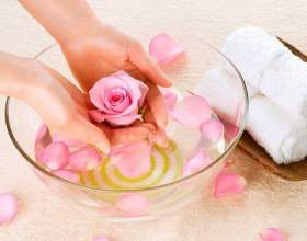 Зміцнення нігтів ваннами фото